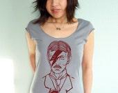 Tesla Stardust Women's T-shirt - Science Shirt, Nikola Tesla Shirt, Science Gift