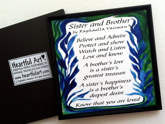 Brother Sayings From Sister Sister And Brother Original