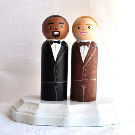same sex female wedding cake toppers in Kitchener