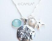 Beach Treasure Necklace