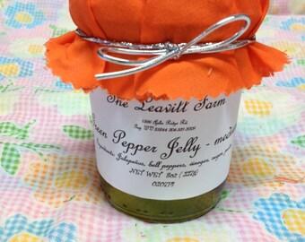 Habanera Pepper Jelly - 8oz