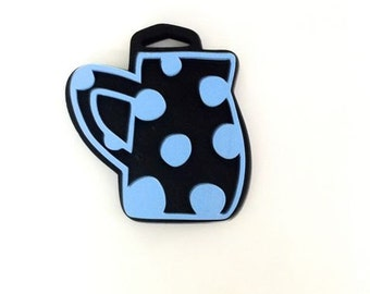 Polka Dot Pitcher Foam Stamp