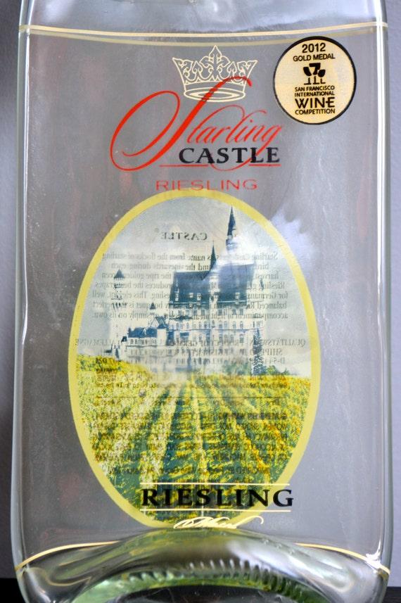 Starling Castle German Slumped Wine Bottle