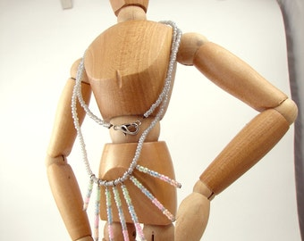 Sparkle - Beaded Necklace