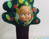 Forest Dolly - Plush Art Doll #2