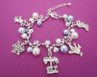 Winter Wonderland Charm Bracelet