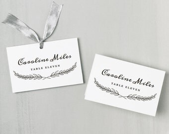 Free Place Card Template For Word Winkdco - Free place card template word
