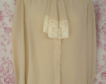 Vintage Romantic Shirt