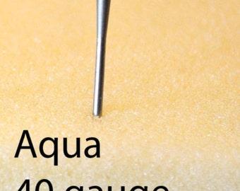 WizPick Felting Needle - Aqua