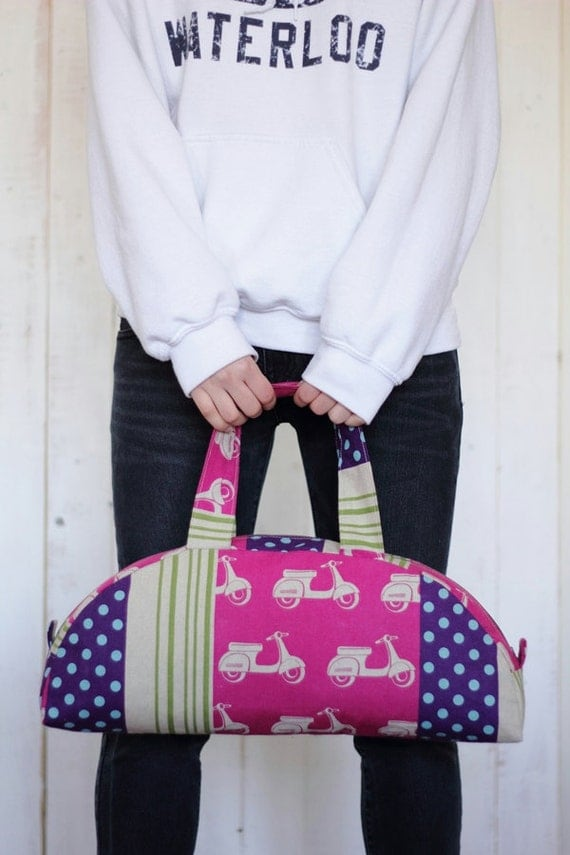 50% OFF Holiday Sale - no 188 The Viki Bag PDF Pattern