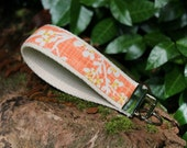 Coral Woods Wrist let Key Fob