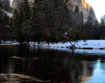 Fine Art Prints of Yosemite, California (add one photo to cart at a time)