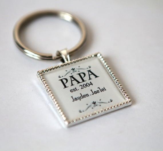 papa porte cl cadeau pour papy nouveau papa cadeau pour. Black Bedroom Furniture Sets. Home Design Ideas