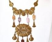 Vintage Bohemian Necklace