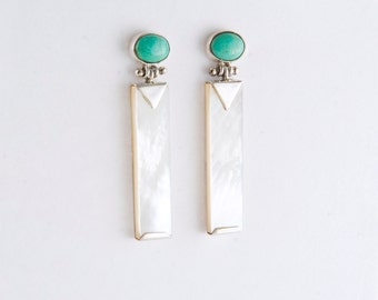 Heavenly Turquoise Earrings