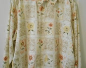 Alfred Dunner, Women's Jacket, Floral Print, Plus Size 26W. by Nanas Vintage Shop on Etsy