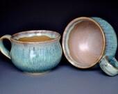 Pair of Soup Mugs