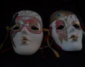 Pristine Vintage Masks