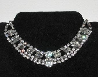 High Glamour Vintage Necklace