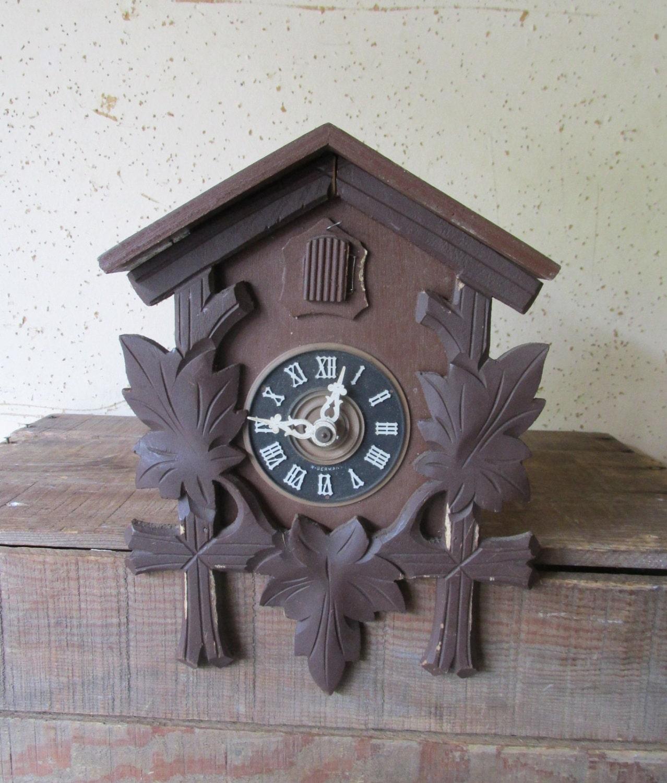 Vintage Regula Pendulette Clock