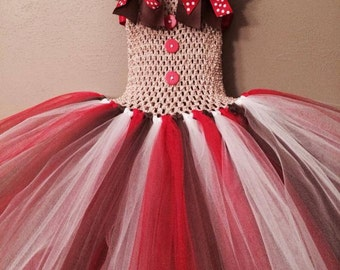 Gingerbread Costume Great for Christmas Photos, Halloween Costume and much more