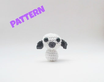 Crochet Pattern - GOLF SET - Toys/ Deco/ Sports - PDF (00461)
