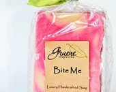 Bite Me Luxury Handcrafted Soap