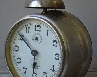 Antique Haller Alarm Clock