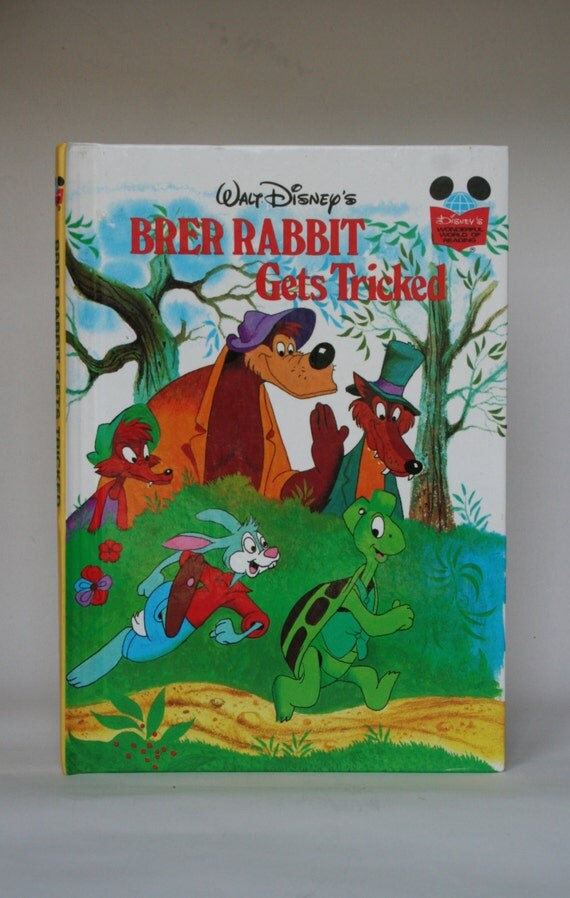 Brer Rabbit And Brer Lion Brer Rabbit Gets Tricked
