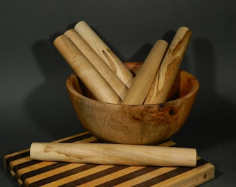 Tapered Rolling PIn - French Rolling Pin