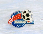 Vintage Reebok Badge - Sports Badge