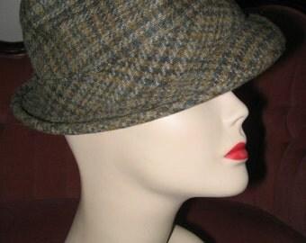KNOX TWEED FEDORA Mens' Hat