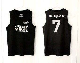 Black Magic Jersey