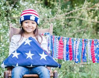 Etsy kids: Stars & Stripes