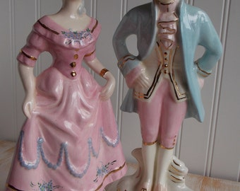 Vintage 12In courting Couple