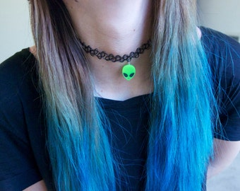 Alien Tattoo Choker