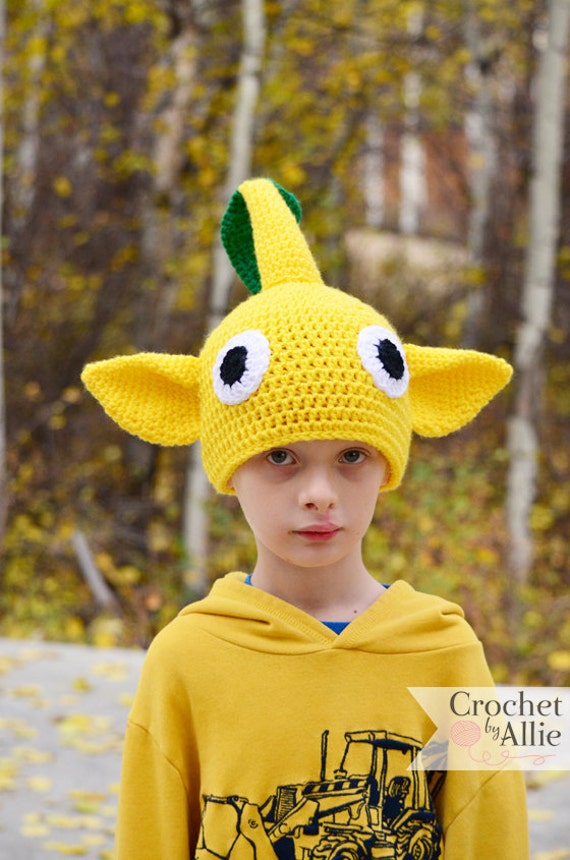 how to make a pikmin costume