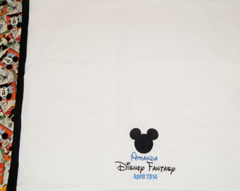 Customizable Disney Pillowcase