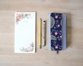Pencil Case in Wildflower