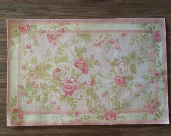 Shabby Chic Rug Home Decor