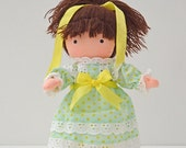 Joan Walsh Anglund cloth doll created by Determined Productions for Applause.