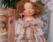 SALE Annie OOAK Art Doll by Natali Sekreta