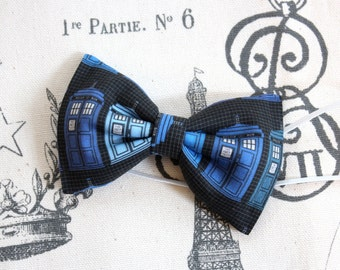 "The ""Canaan"" - Dr. Who Bow Tie"