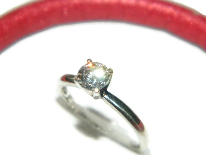 1 2 carat engagement ring promise ring anniversary ring