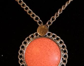 Vintage necklace pendant Celebrity of NY