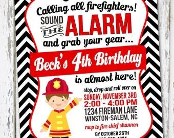 Firefighter Invite