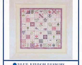 Comfort and Joy (BRD-023) Cross Stitch Design