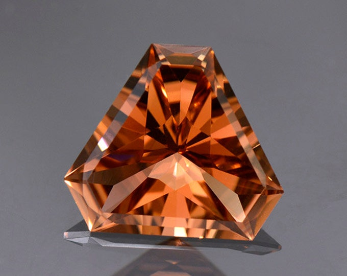 UPRISING SALE! Fabulous Custom Orange Tourmaline Gemstone From Nigeria 3.00 cts