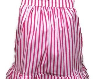 Ruffled Maxi dress ~3T