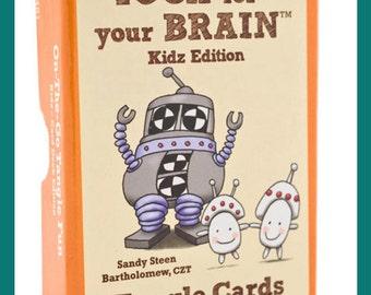 Yoga For the Brain Kidz Edition, Tangle Card Set